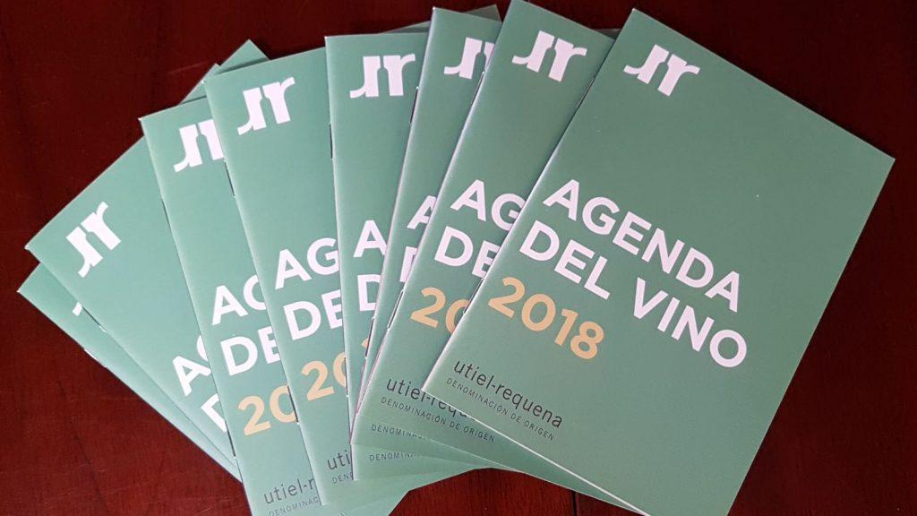 Dritte Ausgabe der Agenda del Vino 2018