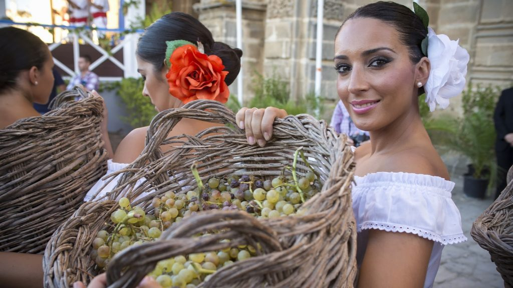 Sherry Festival Jerez